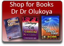 CLICK FOR BOOKS BY DR D.K OLUKOYA